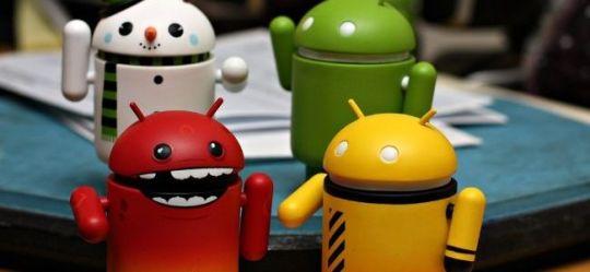 La Guerra de Android y Google